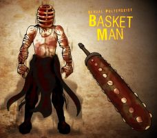Basket Man v1 by PhiTuS