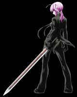 The Diclonius Files - Saber Alter by NOOBHACK
