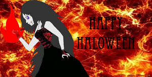 Happy Halloween by ENCSSIKITTYx