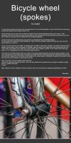 Tutorial: bike wheels - spokes by MichaWha