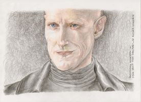 Christopher Heyerdahl by darkmanson