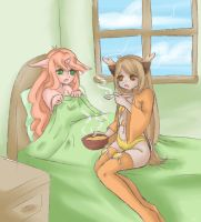 soup fixes everything by Ika-Hime