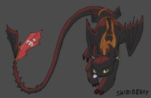 Toothless by Sharkberry