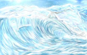 The Surf by xAstral