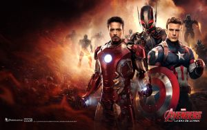Wallpaper latino de AVENGERS: AGE OF ULTRON by jphomeentertainment
