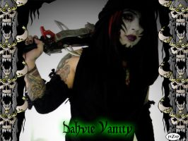 Dahvie Vanity... by BlackKnight142