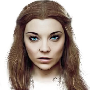 Queen Margaery Tyrell by IGab