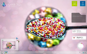 spoon full of candy :p by lolymoune