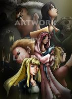 FMA - Survivors of Tragedy by laluna