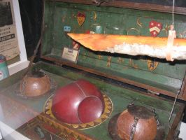 Harry Potter Quidditch Trunk by ShipperTrish