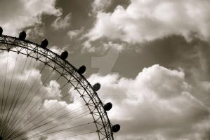 London Eye VIIb by ipodmantim