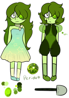Peridot by LittleB100Bird