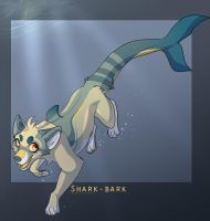 Shark-Bark by Kitchiki