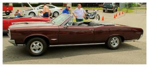 A Maroon GTO Convertible by TheMan268