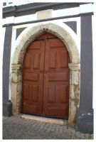 Philharmonic Society of Serpa - Old Door by FilipaGrilo