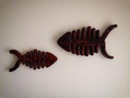 fishes by kralis-dm