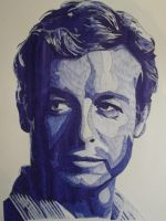 The Mentalist-Patrick Jane by BossHossBones