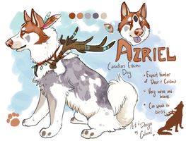Azriel by Colonels-Corner