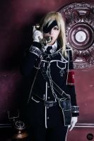 Trinity Blood-Guderian by JonnyKotlyar