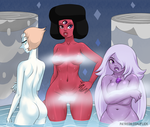 We are the Crystal Gems! by Flick-the-Thief