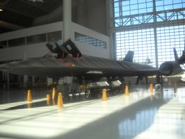 SR-71 Blackbird 1 by TAHU18