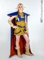 Deedlit - Record of Lodoss War by breathelifeindeeply