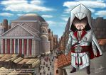 Assassin's Creed Brotherhood by toonager