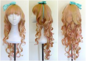 Sheryl Wig Re-Style by Goldwave