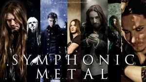 Symphonic Metal Men by crystalfalls