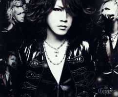 Wallpaper Ruki - The Gazette by GueBehind