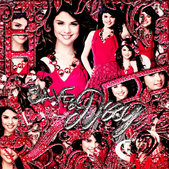 BLEND SELENA GOMEZ 2 PS by haru-chan-editions