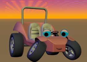 Speed Buggy by Gustvoc