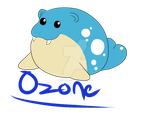 Ozone -PARPG- by RowanWolves