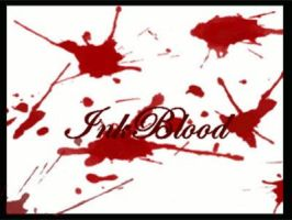 InkBlood Cover by RLD095