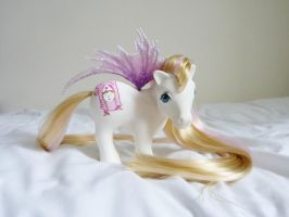 custom my little pony alternate fairy repunzel 2 by thebluemaiden