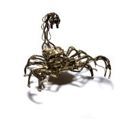Steampunk robot Scorpion 4 by CatherinetteRings