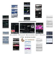 Get Ready Winamp Evolution by Skin-Consortium