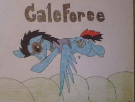 Request: Gale Force!!! by TopazBeats