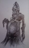 Litch mother by Sviests666