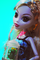 Monster High- Lagoona I by ShiVoodoo