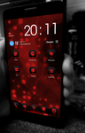 Next Launcher Theme MagicRed by Karsakoff