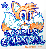 Gift for Tails Channel by sendoki