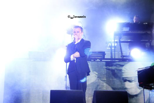 Hurts @Summer Well 2012 2 by sameoddstory