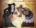 The Two Mrs. Lovetts by Ovi-One