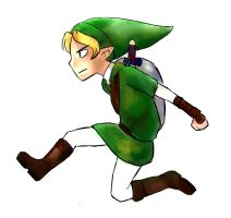 Running Link by Ardhes