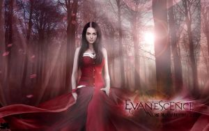 Amy Lee evanescence by YuraKaprosh
