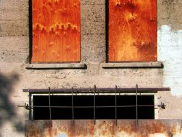 Boarded up Souls by Neneplayswithpaper