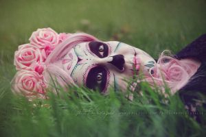 Calavera 3 by Estelle-Photographie