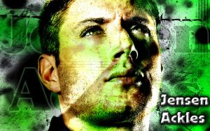 Jensen Ackles Wallpaper by CertainlyLostFameGal