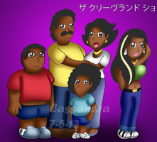 The Cleveland Show by Cpr-Covet